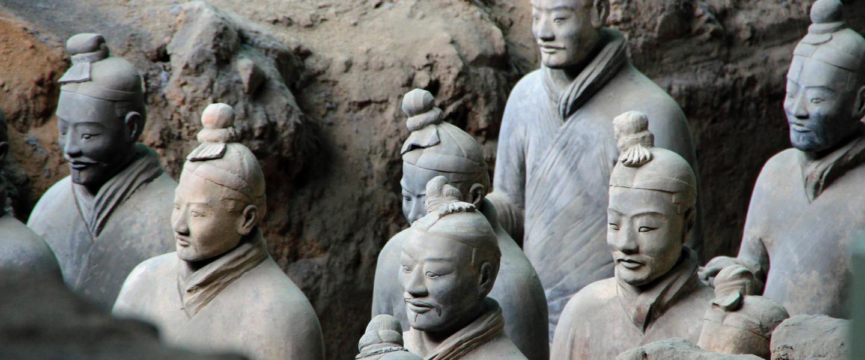 Gruppenreise China: Terrakotta Armee Xian