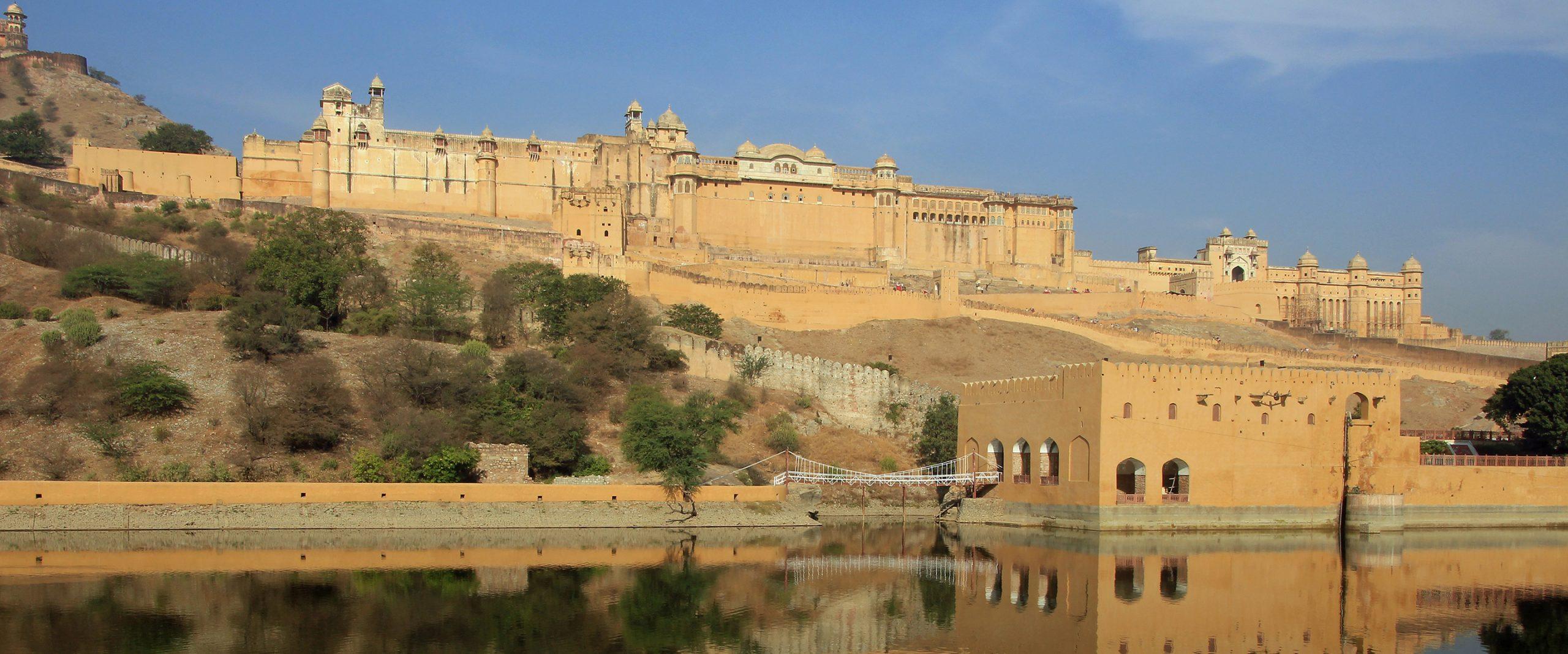 Gruppenreise Indien - Festung Amber