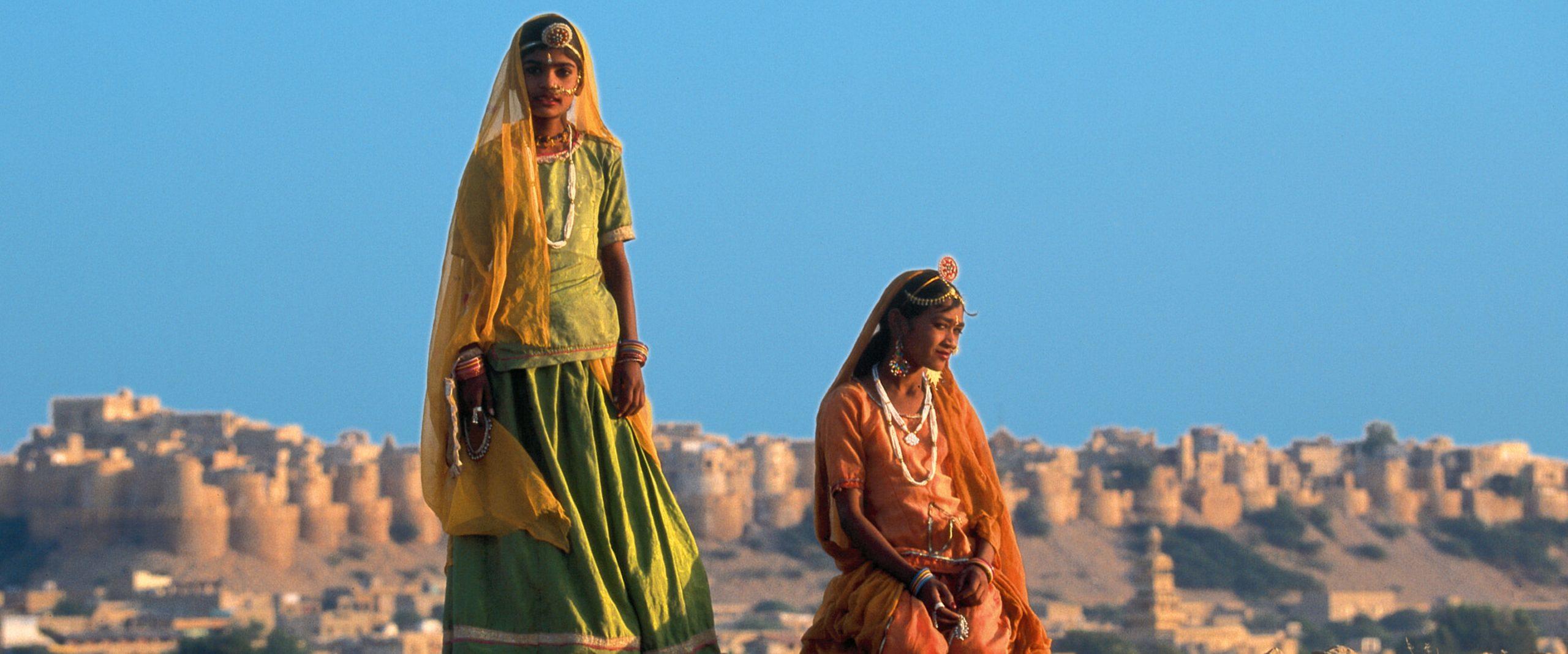 Gruppenreise Indien - Kultur Saris