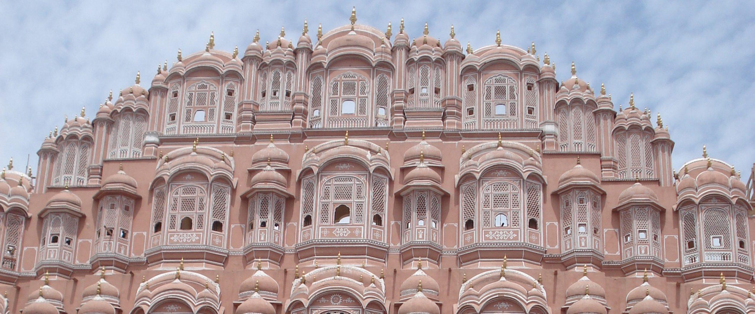 Gruppenreise Indien - Palast der Winde