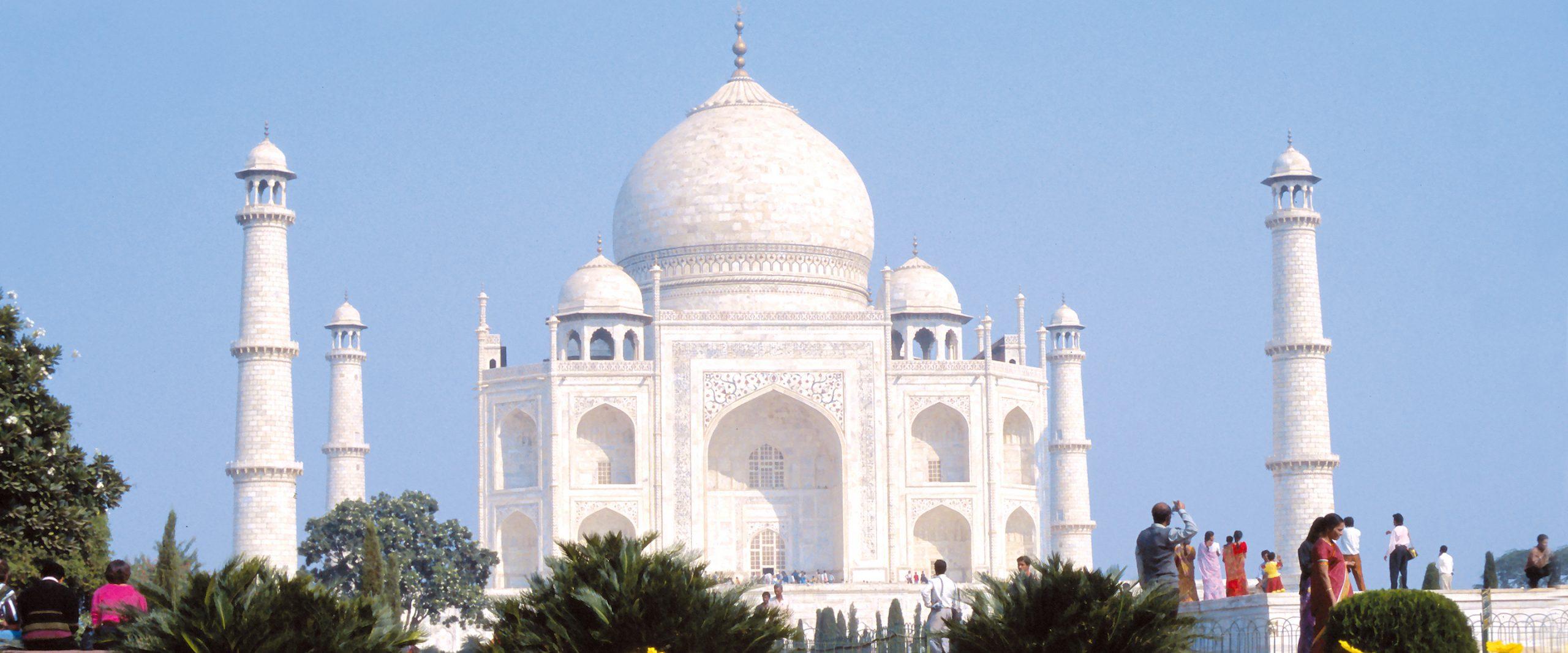 Gruppenreise Indien - Taj Mahal