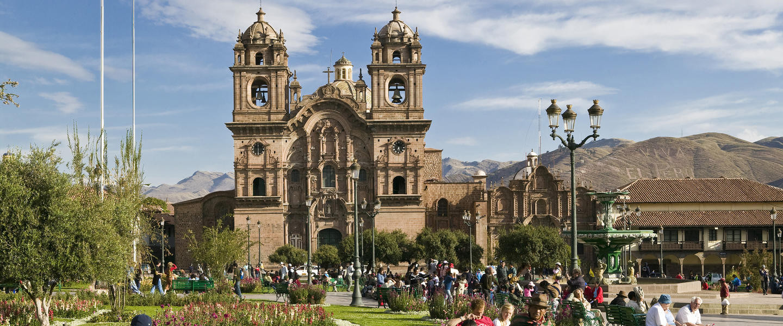 Gruppenreise Peru - Lima
