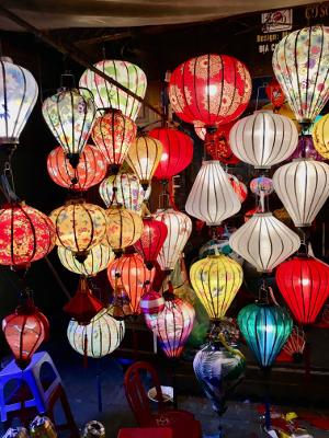 Vietnam - Lampions