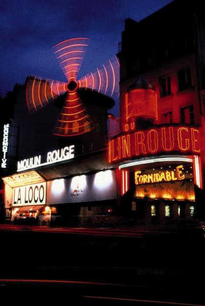 Paris - Moulin Rouge