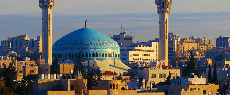 Gruppenreise Jordanien: Amman Moschee