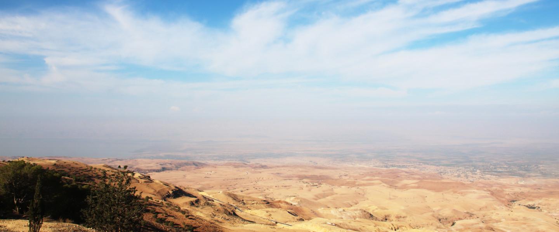 Gruppenreise Jordanien: Berg Nebo