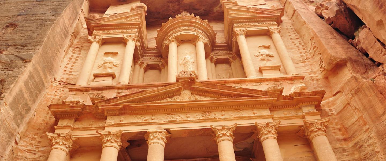 Gruppenreise Jordanien: Felsenstadt Petra