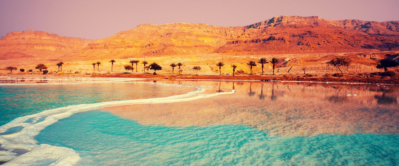 Gruppenreise Jordanien: Totes Meer