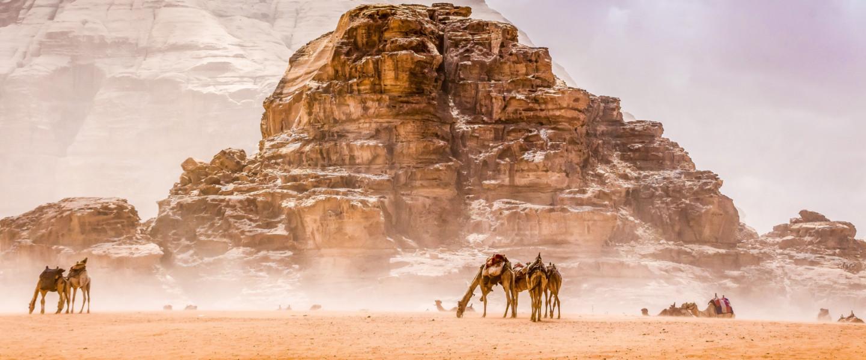 Gruppenreise Jordanien: Wadi Rum