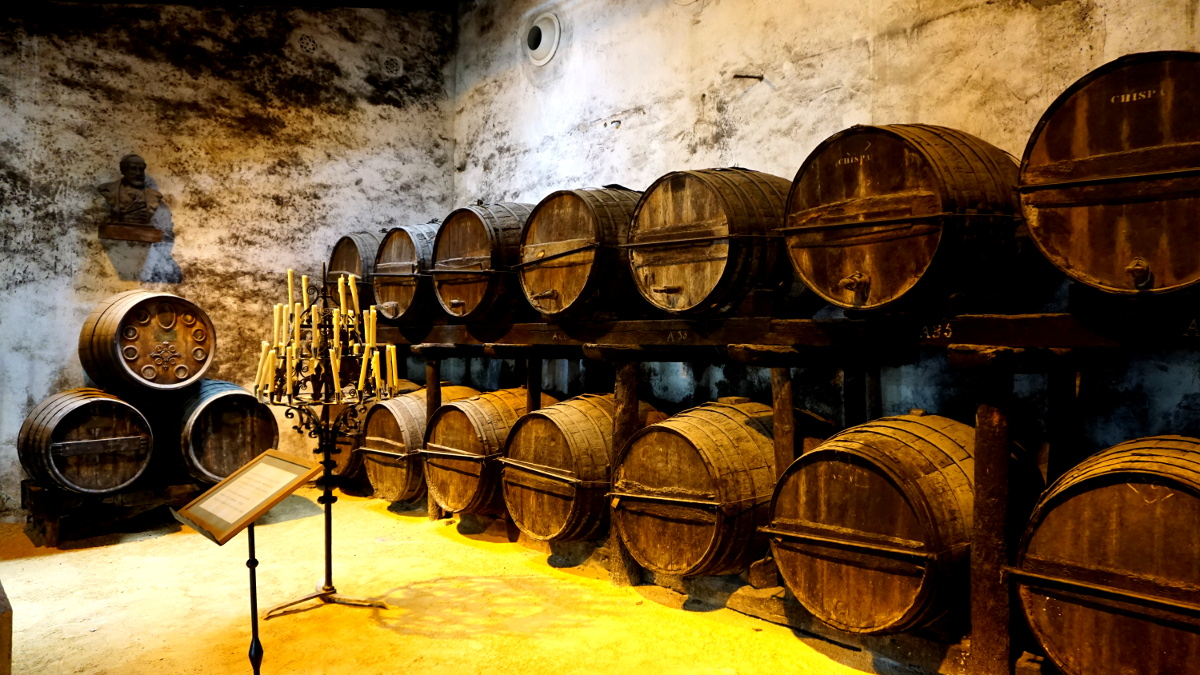 Rundreise Andalusien - Sherry