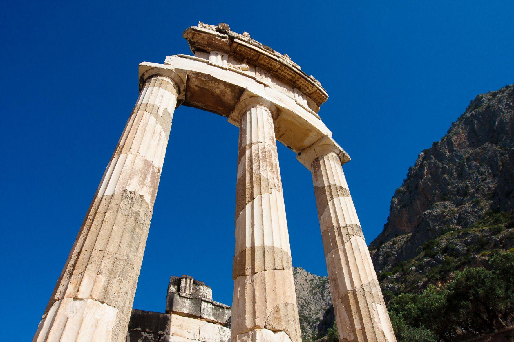 Blog Artikel Griechenland Delphi