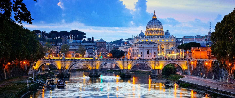 Italien Gruppenreise - Rom