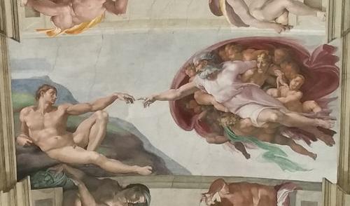 Gruppenreise Italien - Sixtinische Kapelle
