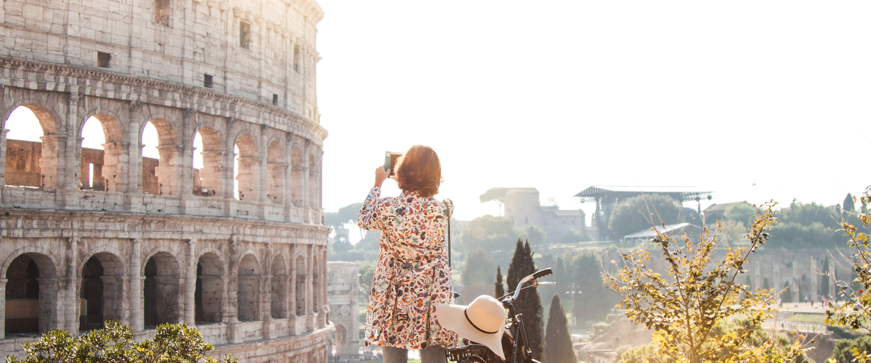 Gruppenreise Italien - Rom