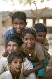 Gebeco-Indien-Lachen