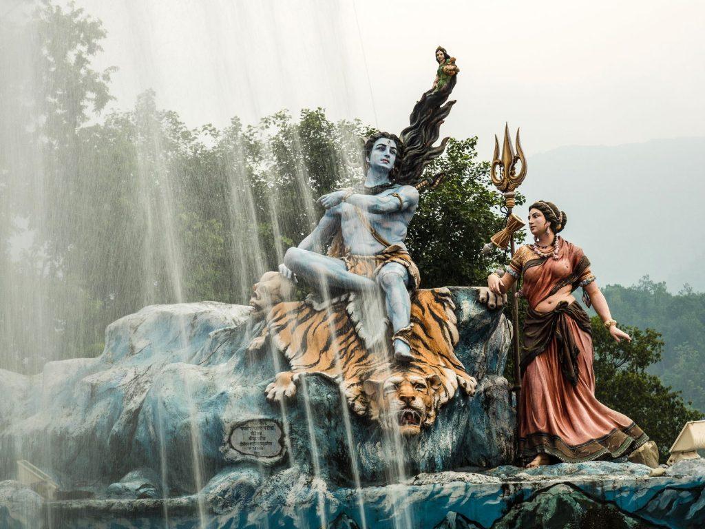 Gebeco-Indien-Vishnu