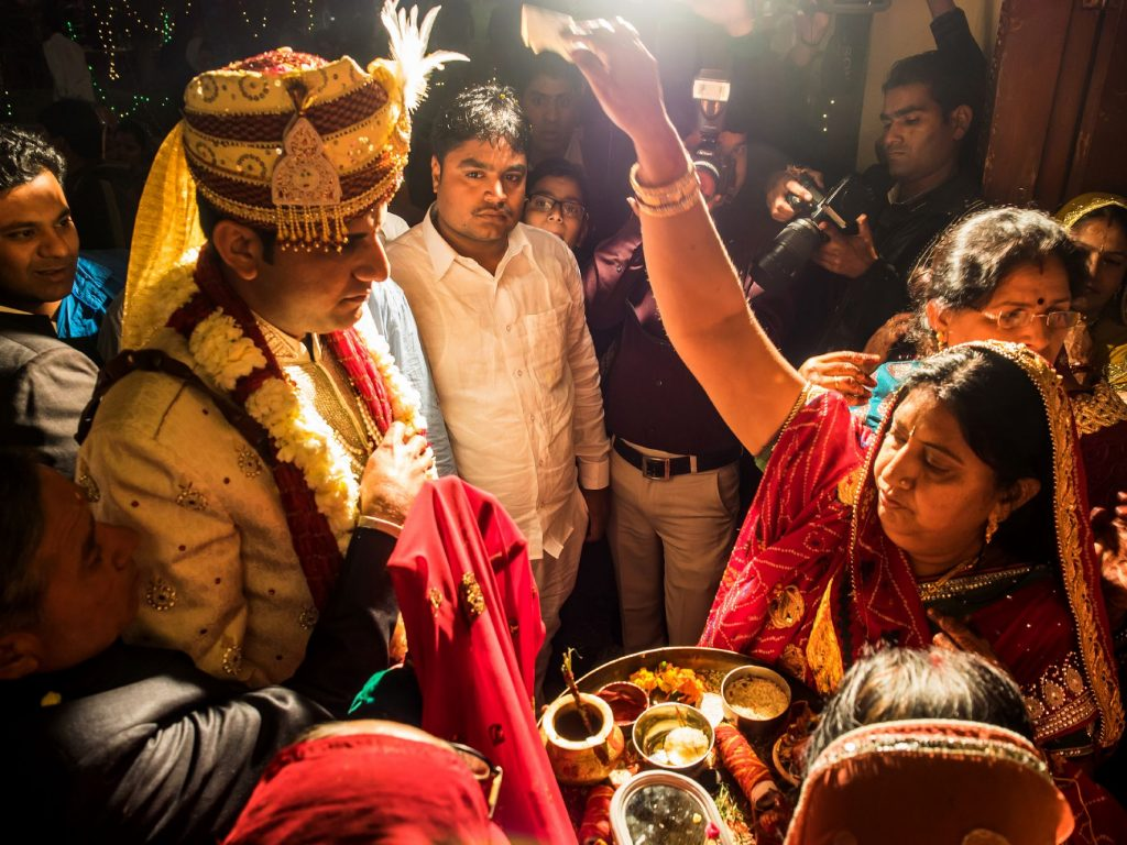 Gebeco-Indien-Hochzeit