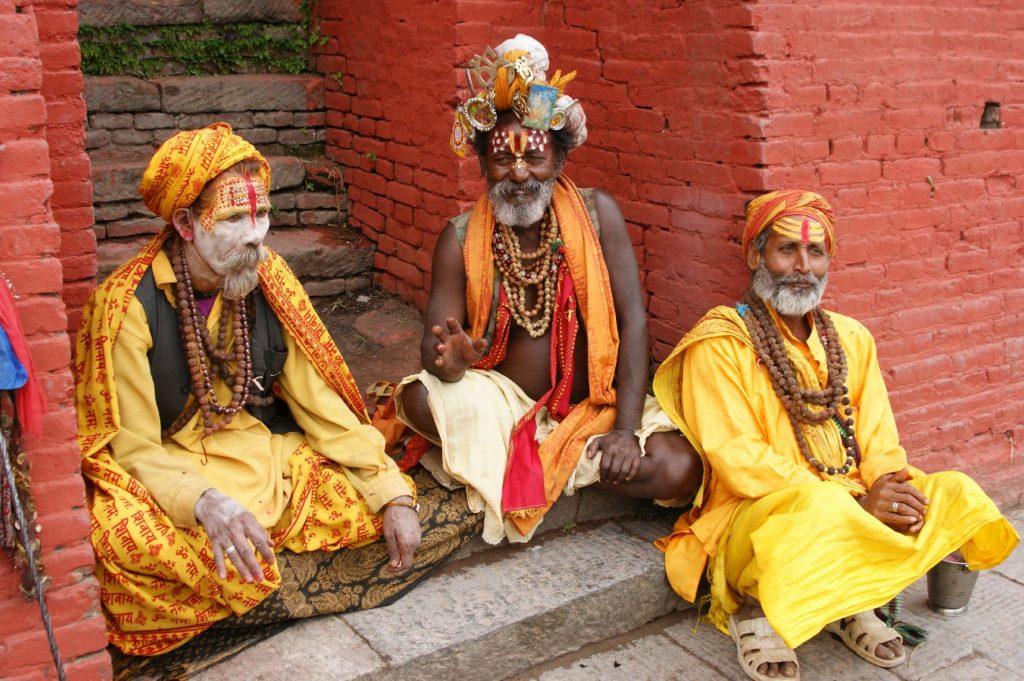 Gebeco-Indien-Sadhu