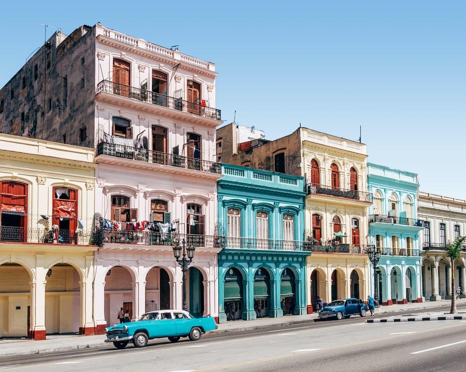 Sehnsuchtsort Kuba