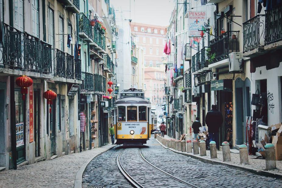 Sehnsuchtsort Portugal
