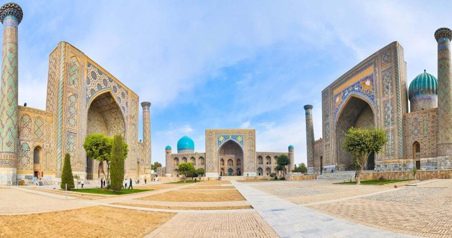 Sehnsuchtsort Usbekistan