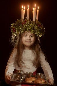 Santa Lucia - schwedisches Lichterfest