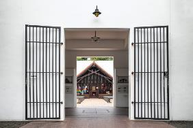 Changi Museum, Singapur