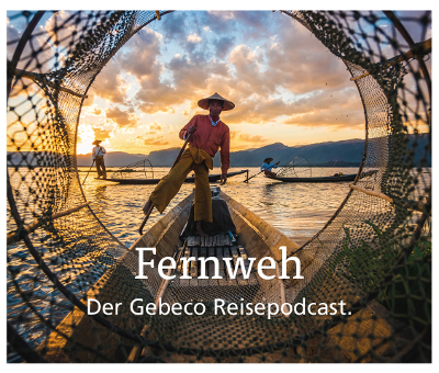 Fernweh - Der Gebeco Reisepodcast