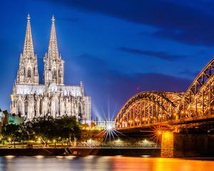 Studienreise durch Deutschland - Köln