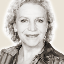 Studienreiseleiterin Sabine Dombrowsky