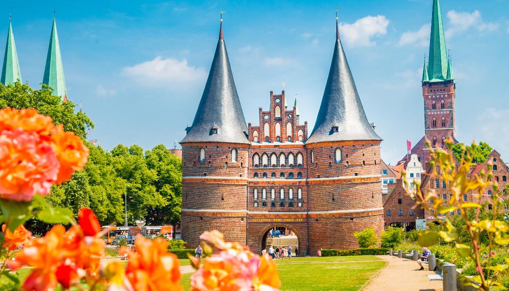 Studienreisen Deutschland: Lübecker Tor